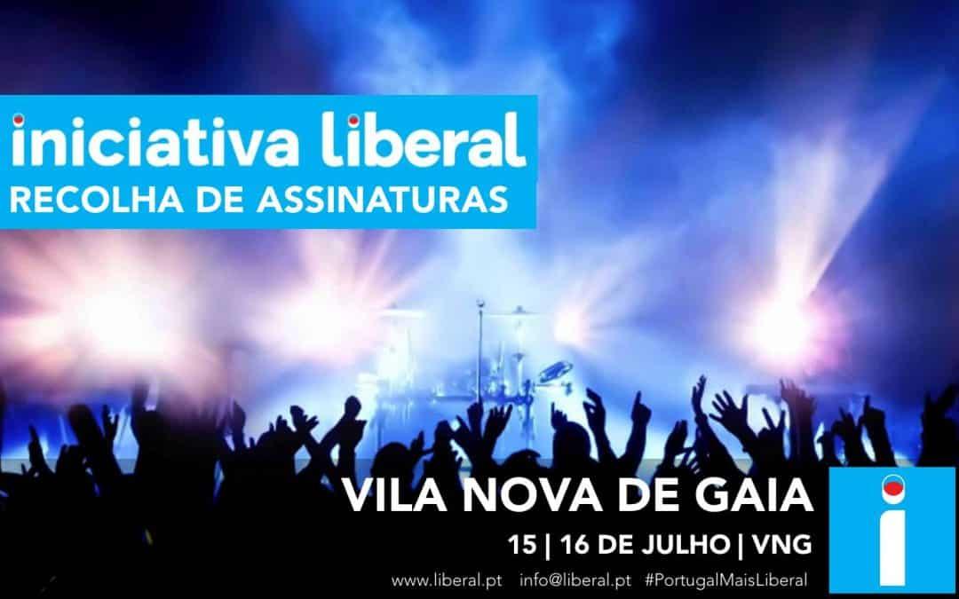 Iniciativa Liberal nos Festivais de Verão 2017