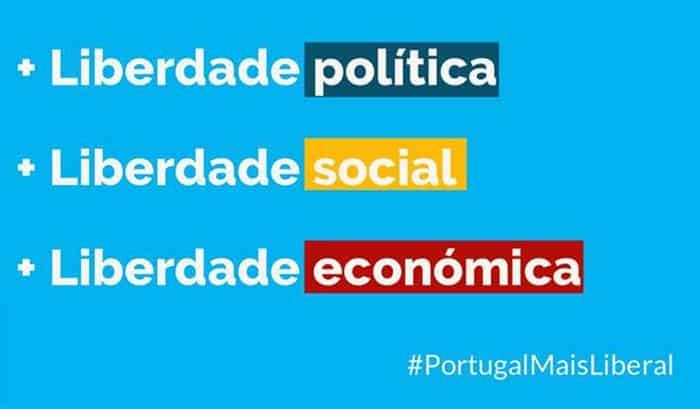 São liberais e querem Portugal com uma democracia verdadeira
