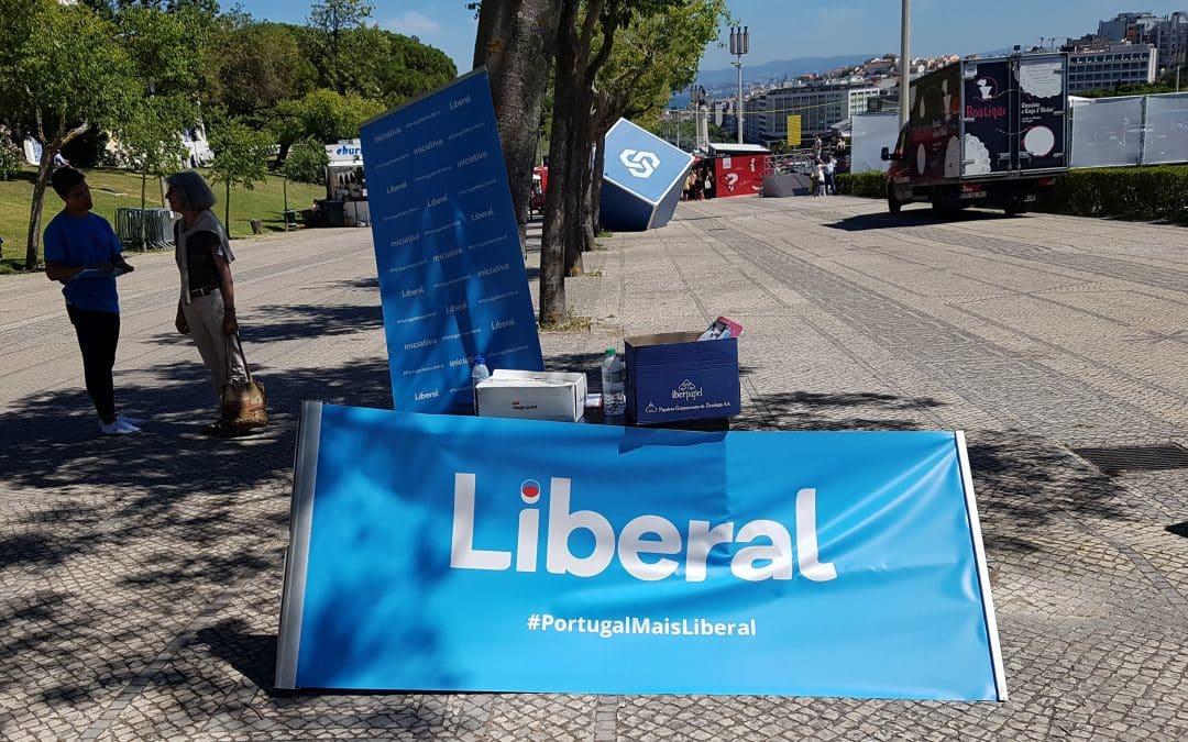 Movimento Iniciativa Liberal vai entregar assinaturas para se constituir como partido