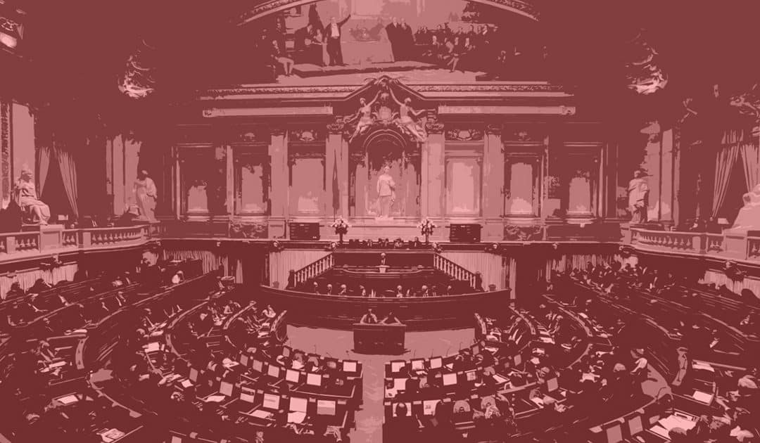 A cartelização do Parlamento