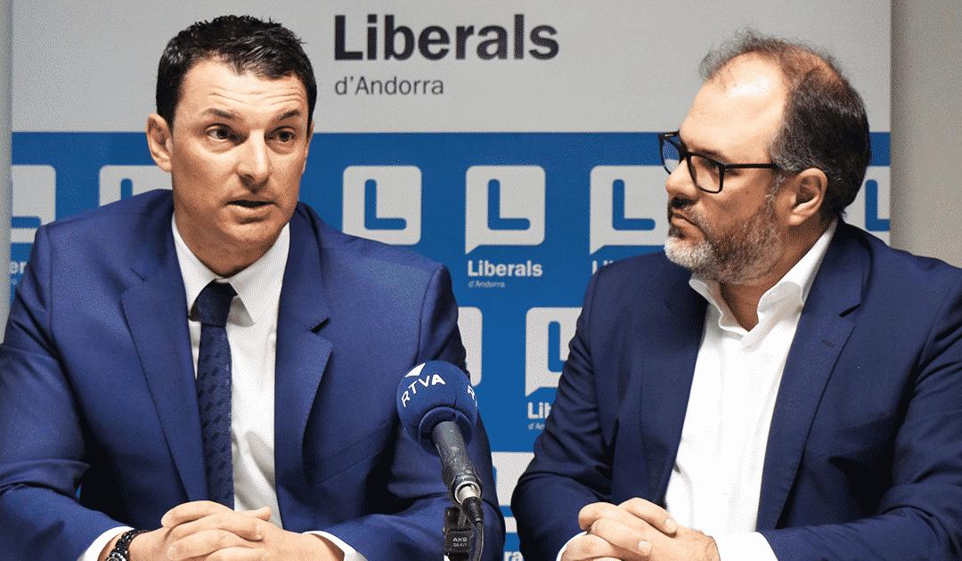 Cooperação entre Iniciativa Liberal e Partido Liberal de Andorra