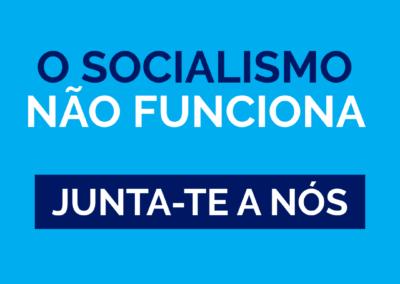 200718 - O socialismo não funciona