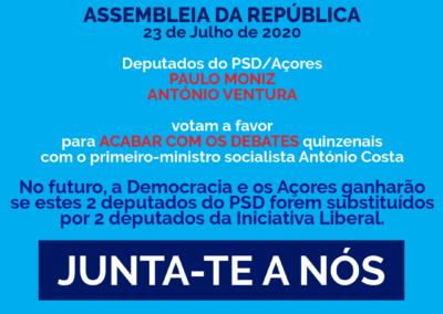 200724 - AR deputados PSD